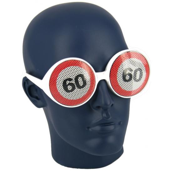 60 jaar verkeersborden bril