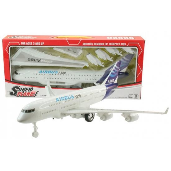 A380 model vliegtuig zelf monteren
