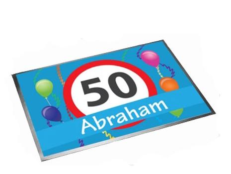 Abraham deurmatten 40 x 60 cm