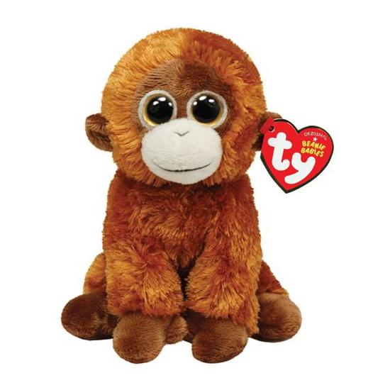 Baby knuffel aap 15 cm