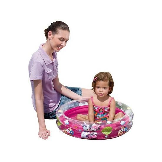 Baby zwembad opblaasbaar Minnie Mouse 61 cm