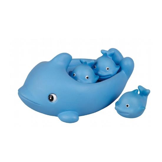 Bad speelgoed dolfijnen