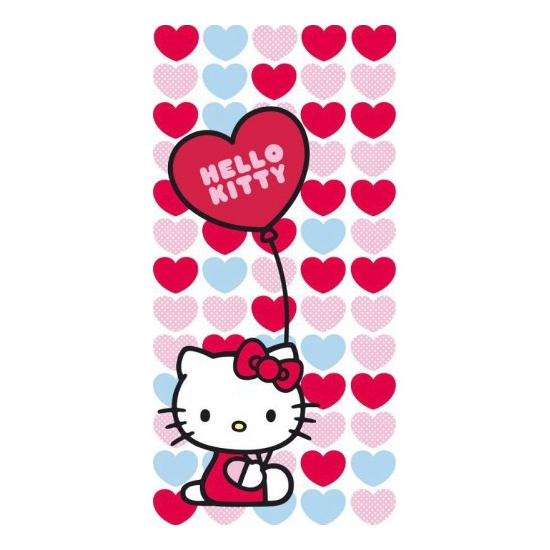 Badlakens Hello Kitty 75 x 150 cm