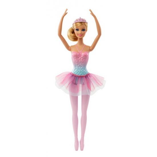 Ballerina Barbie blond haar