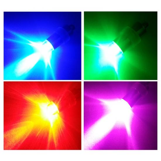 Ballonnen LED verlichting multi