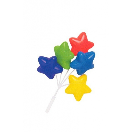 Ballonnen taart decoratie
