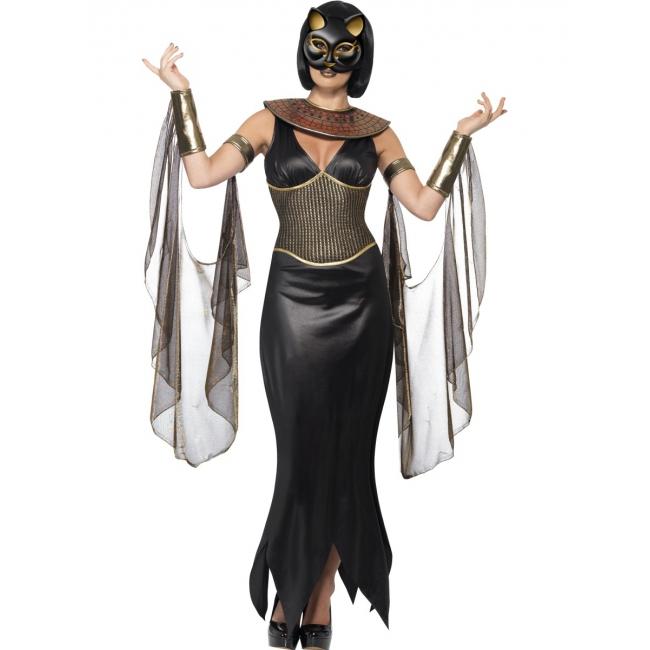 Bastet Egyptische godin verkleedkleding