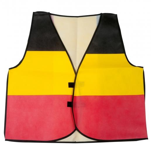 Belgie supporters hesje