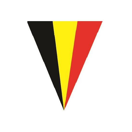 Belgie versiering vlaggenlijn 5 m