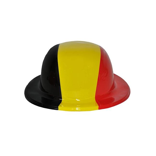 Belgische bolhoed van plastic