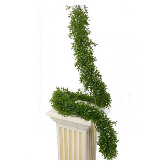 Buxus plant kunst slinger 180 cm