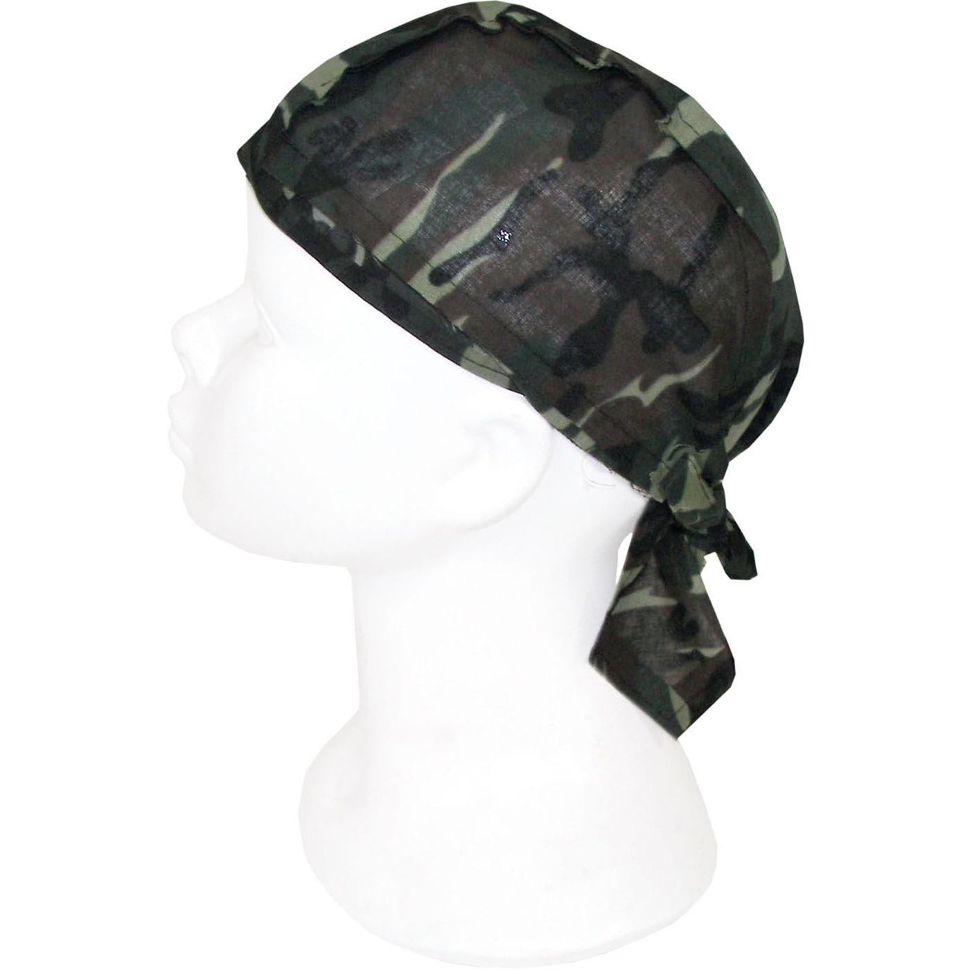 Camouflage bandanas voor kinderen
