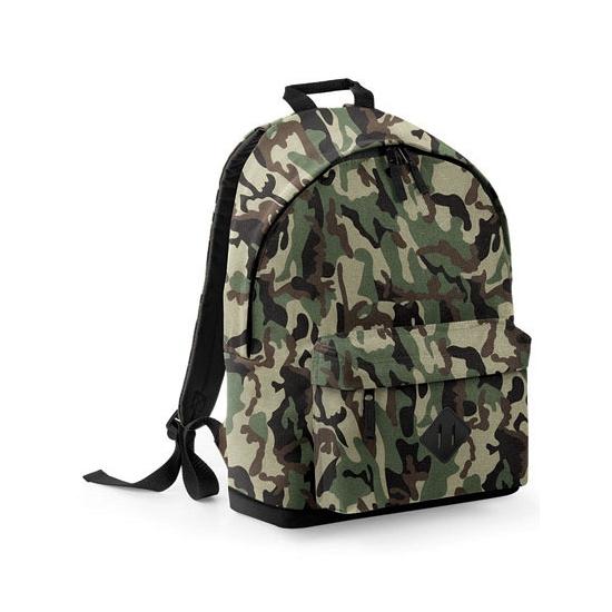 Camouflage rugtas 18 liter