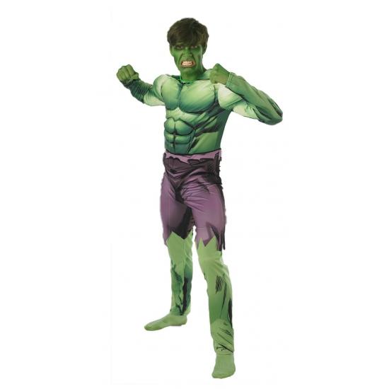 Carnaval de Hulk kostuum voor volwassenen