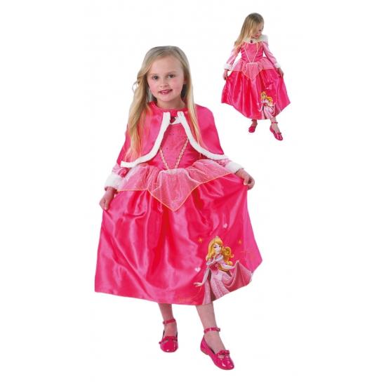 Carnaval Doornsroosje kostuum voor meiden