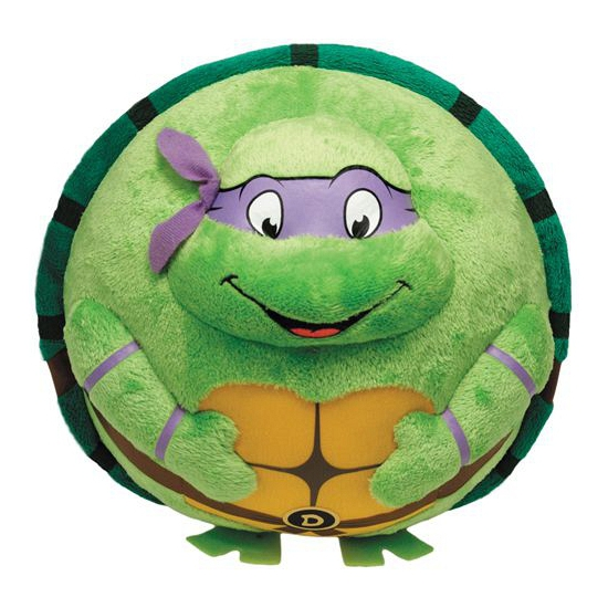 Cartoon knuffel Turtle Donatello