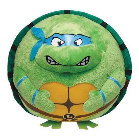 Cartoon knuffel Turtle Leonardo