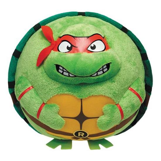 Cartoon knuffel Turtle Raphael