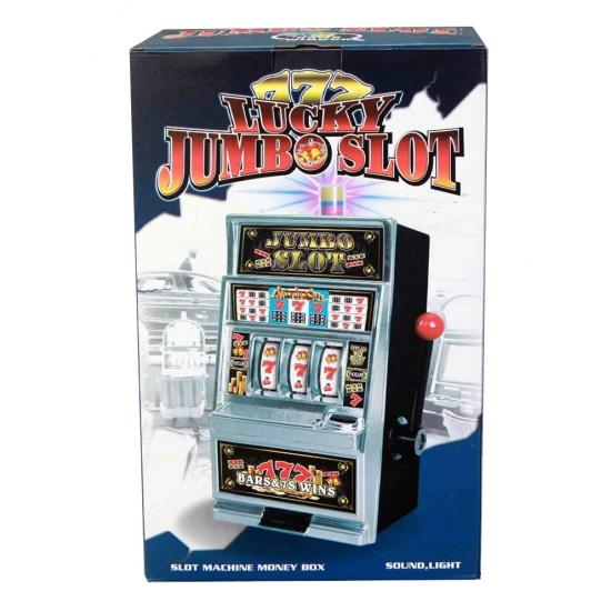 Casino speelgoed slotmachine