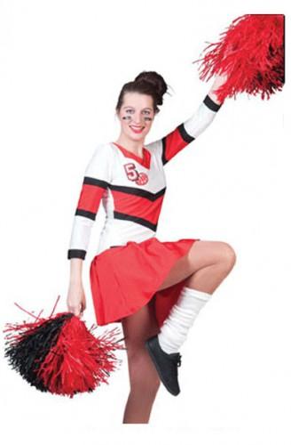 Cheerleader jurk voor dames