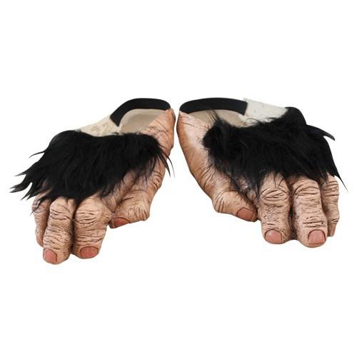 Chimpansee voeten