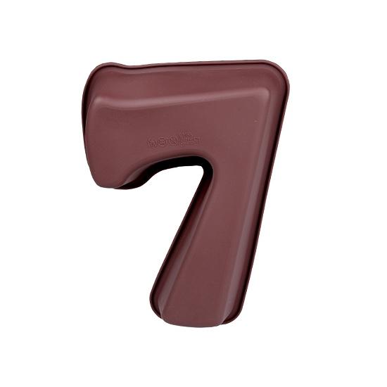 Cijfer bakvorm nummer 7