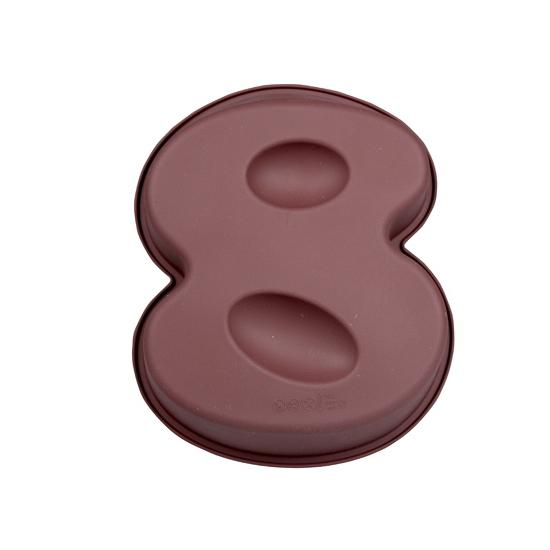 Cijfer bakvorm nummer 8