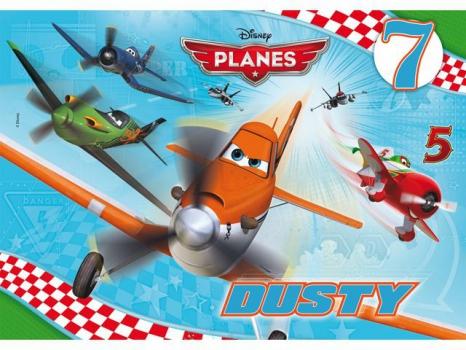 Clementoni puzzel Planes 60 stukjes