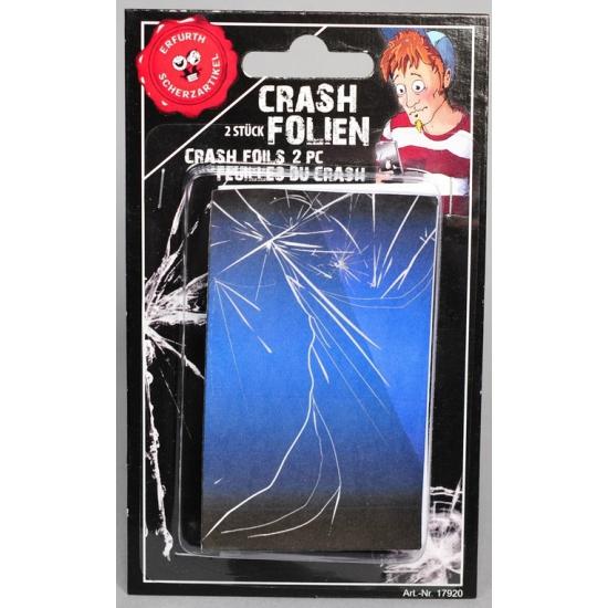 Crash folie voor mobiel