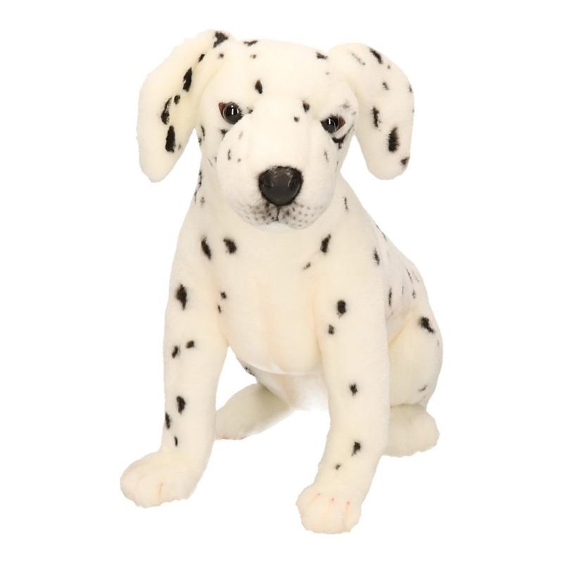 Dalmatier puppy knuffel 26 cm