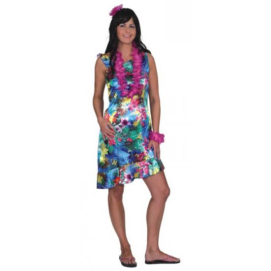 Dames Hawaii jurkje