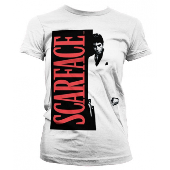 Dames T shirt Scarface