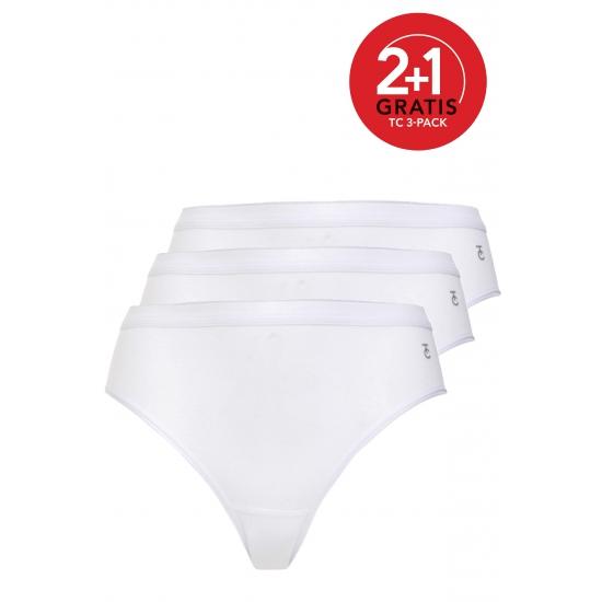 Dames witte slips TC women 2 1 gratis