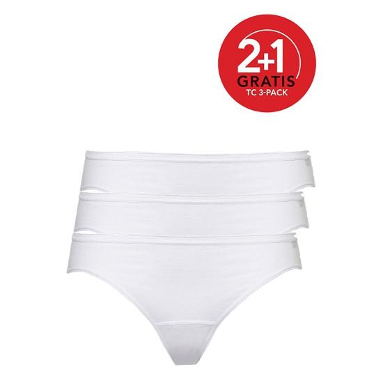Dames witte tangas TC women 2 1 gratis