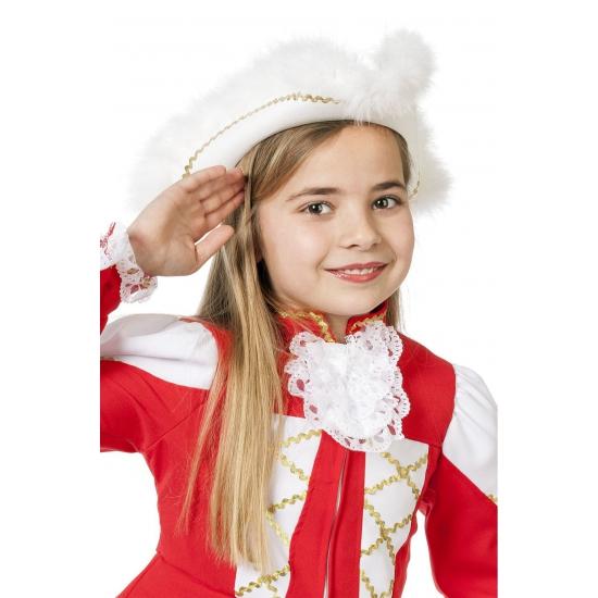 Dansmarieke outfit wit voor meiden