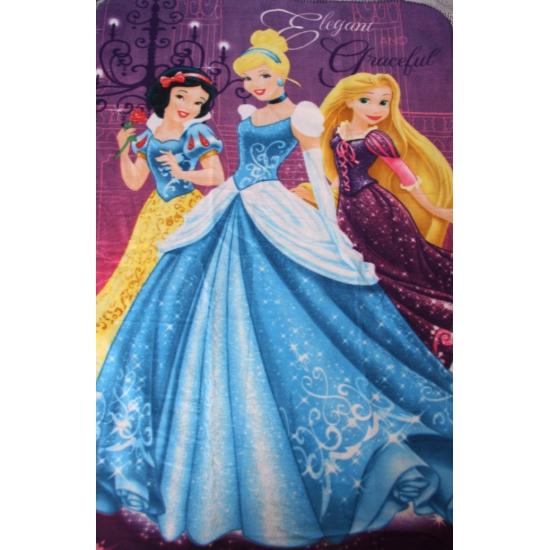 De kleine zeemeermin deken Fleece deken Disney prinsessen 100 x