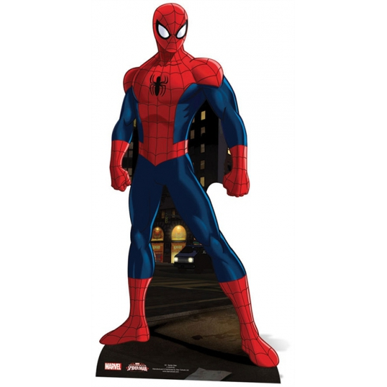 Decoratiebord Spiderman