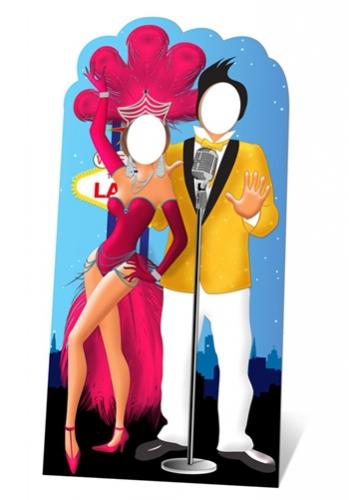 Decoratiebordje Las Vegas 195 cm