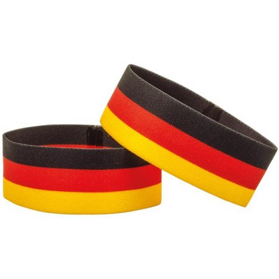 Duitsland fan armbandje