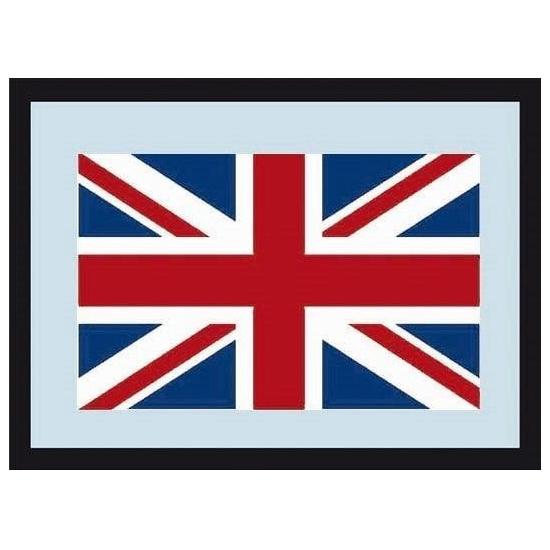 Engeland decoratie spiegel