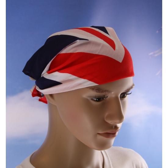 Engeland hoofddoek 54 x 54 cm