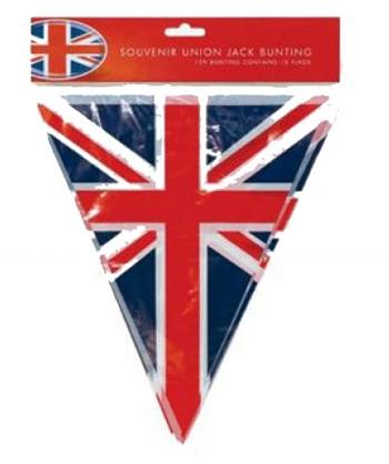 Engelse vlaggenlijnen