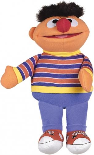 Ernie pluche knuffels 30 cm