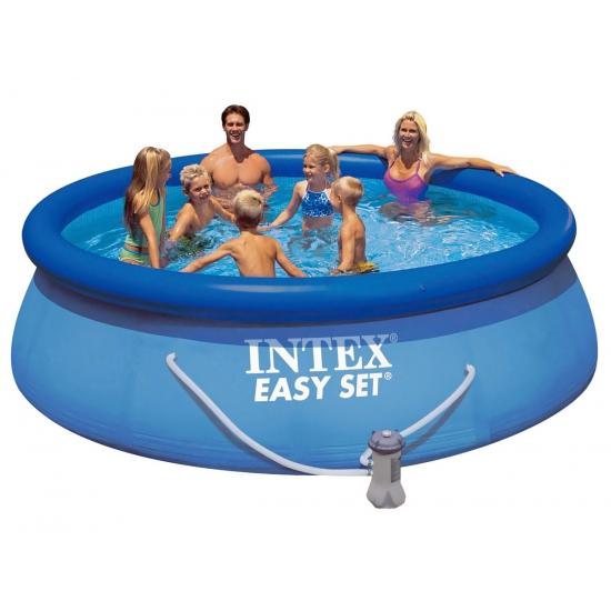 Familie zwembad 366 x 76 cm