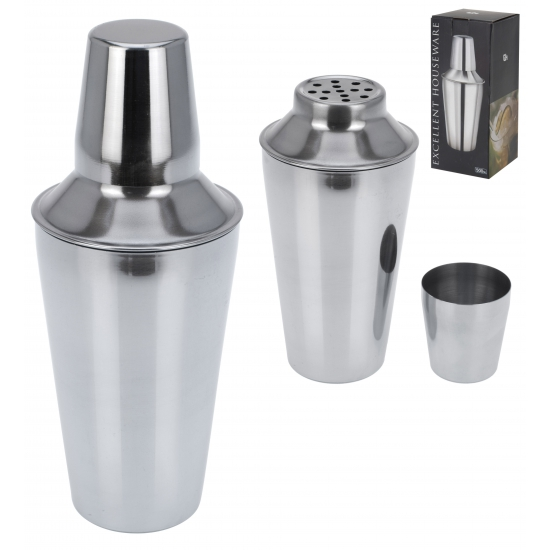 Feest cocktail shaker 500 ml
