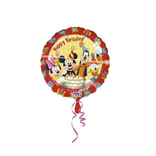 Feestartikelen Mickey Mouse folie ballon