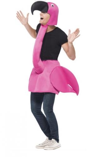 Flamingo carnavalskleding