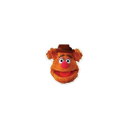 Fozzy Muppetshow masker van karton