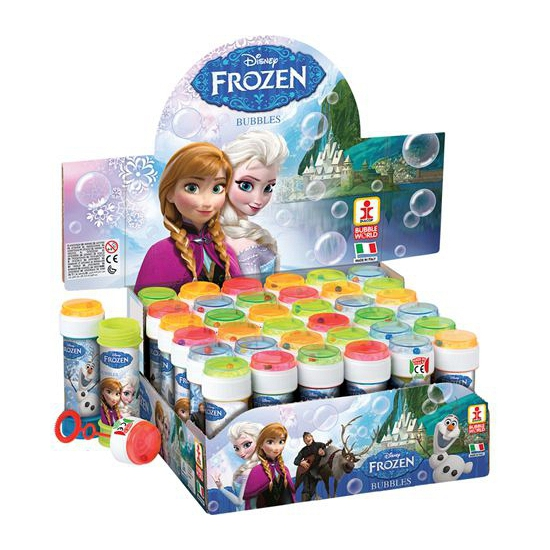 Frozen bellenblaas 60 ml