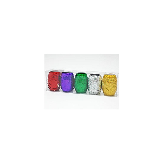 Gekleurd caeau lint 5 stuks